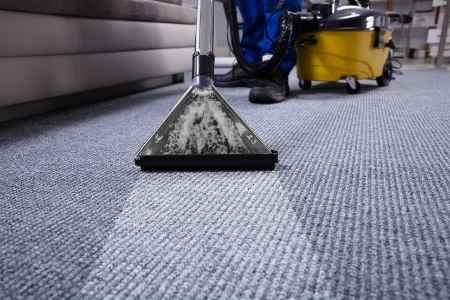 commercial carpet cleaning services in Denver